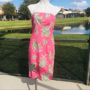 MOLLY NEW YORK FLORAL DRESS SIZE 8